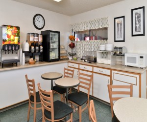 Quality Inn Klamath Falls - Complimentary Continental Breakfast to start your day